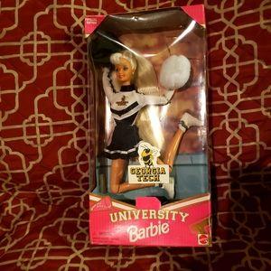 University Barbie